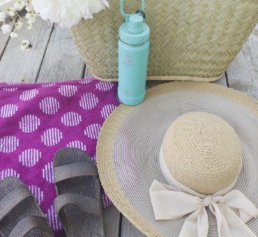 Fashionable Summer Beach Necessities