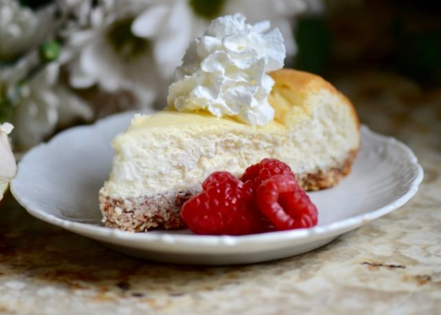 Keto Dessert - Cheesecake Start at Home Recipe