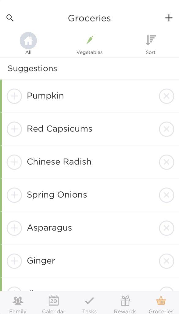 Mom Organization App