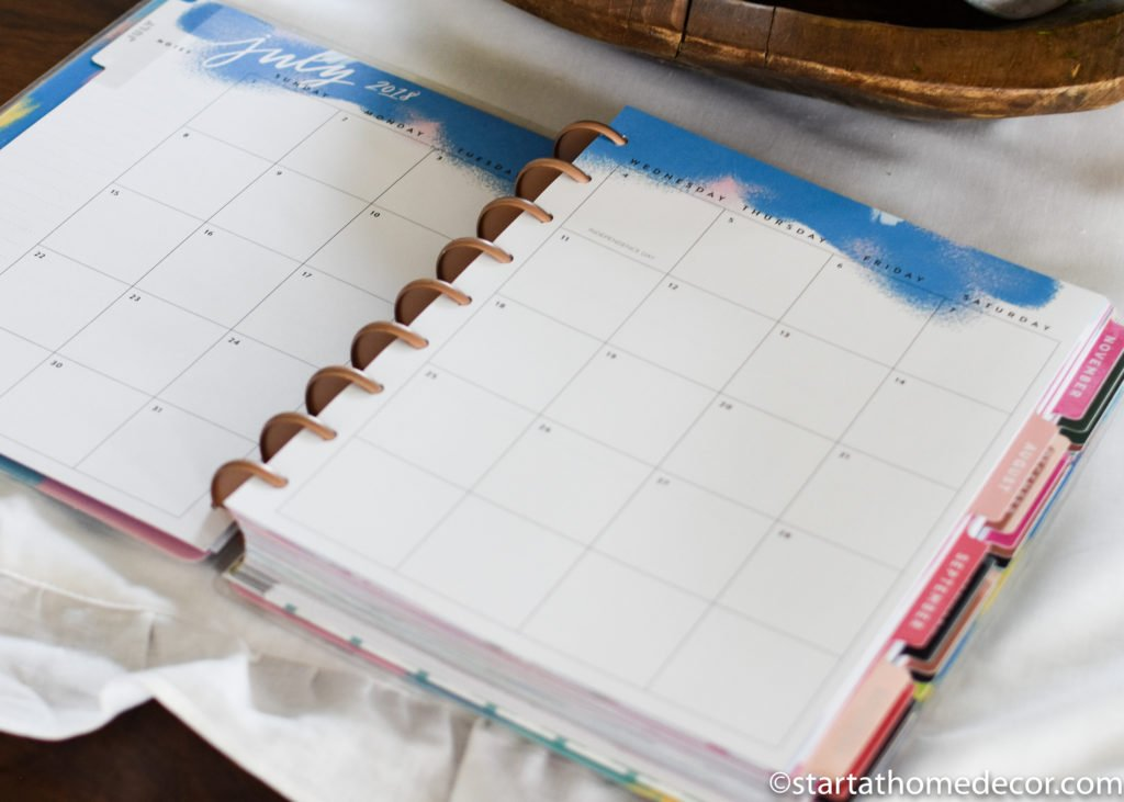 How to Organize your Schedule