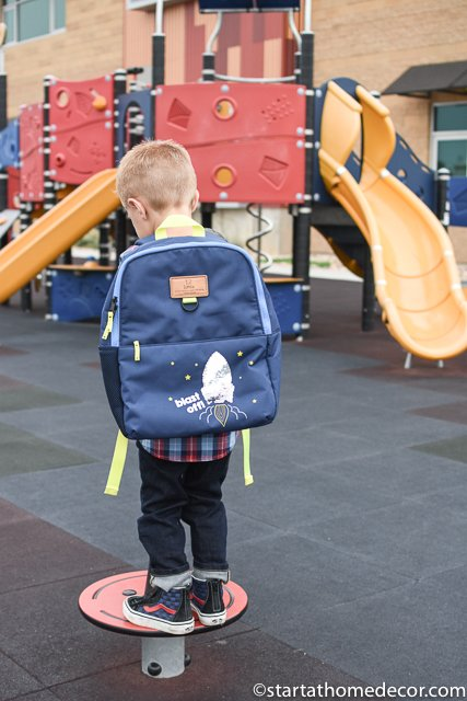 The Perfect Backpack for Kids
