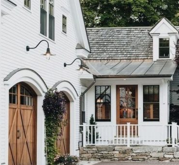 Painted Exteriors that Inspired My House