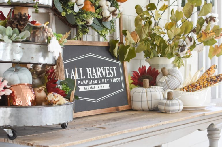 How to Create the Perfect Fall Entry