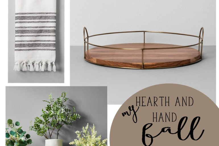 Currently Loving: Hearth and Hand Fall Collection Favorites