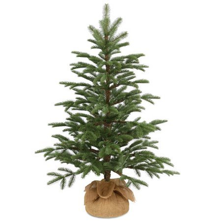 Artificial Christmas trees for decorating