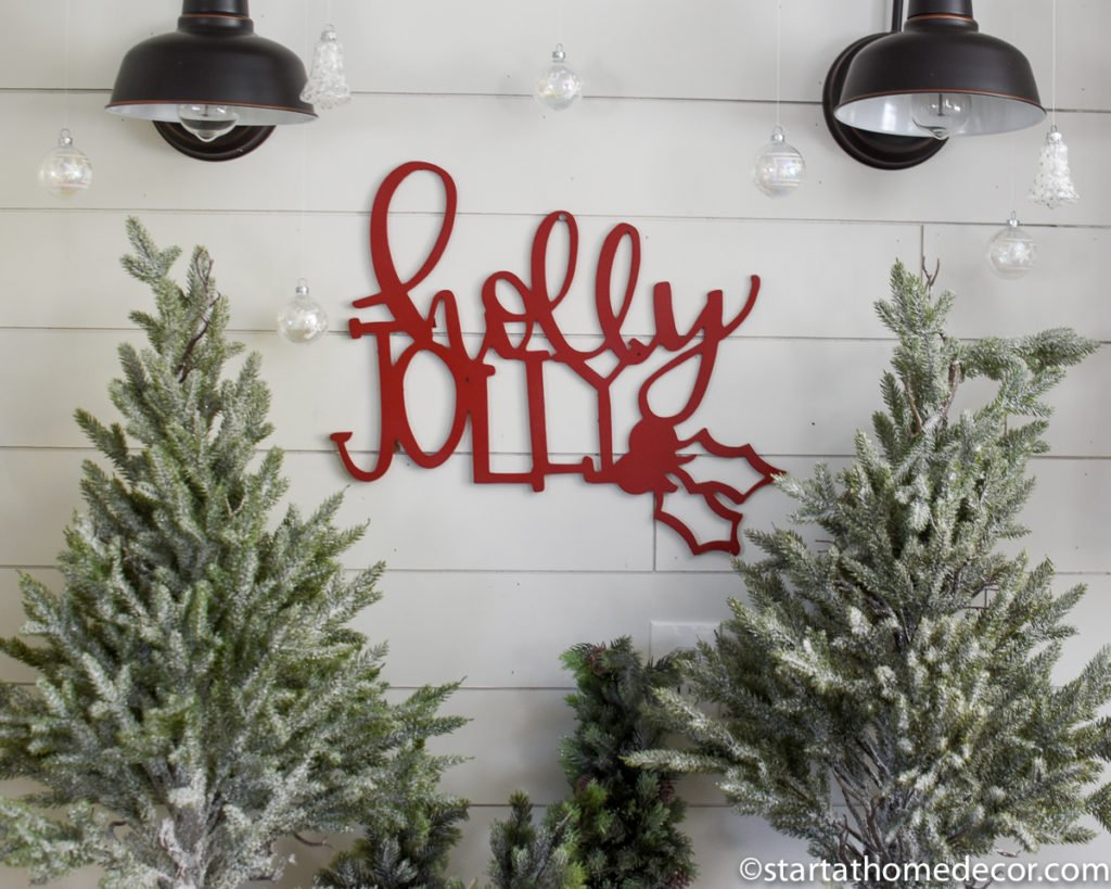 New Cutouts Holly Jolly And Merry And Bright Start At Home Decor