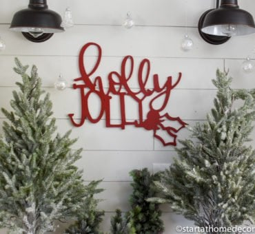 New Cutouts: Holly Jolly and Merry and Bright