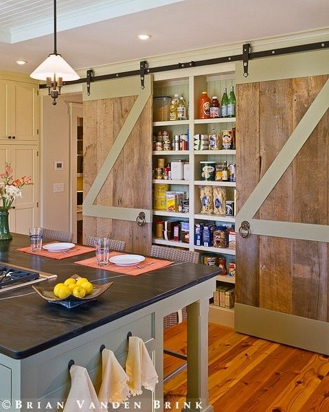 All About that Kitchen Pantry