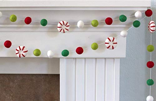 Christmas garlands - Christmas decor
