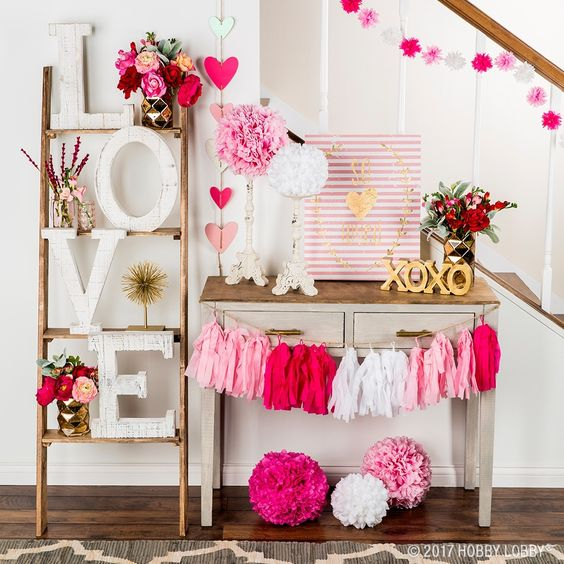 Valentine's Day Entry Ideas