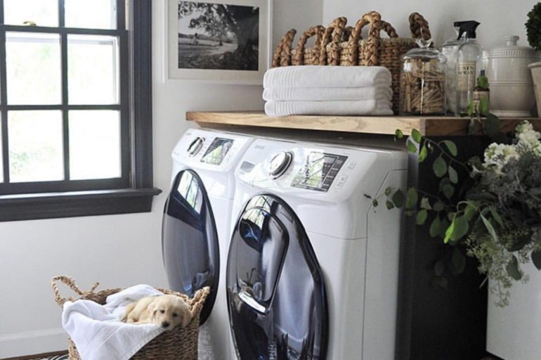 New Laundry Room Inspiration