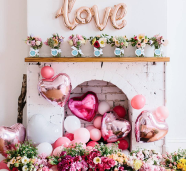 Easy Valentine's Day Decor Round Up