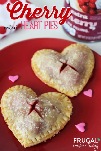 Fruity Valentine's Day Desserts