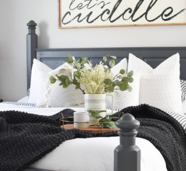 Creating a Farmhouse Master Bedroom You'll Love
