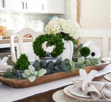 How to Create a Spring and Easter Tablescape