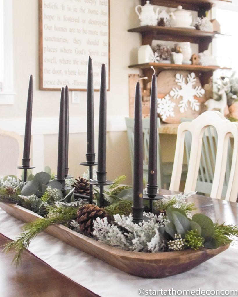Easy Winter Decorations