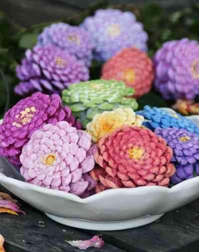 DIY Spring Flowers