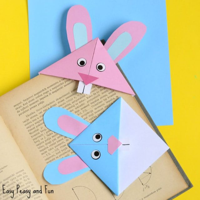 paper crafts | Kid friendly Easter crafts