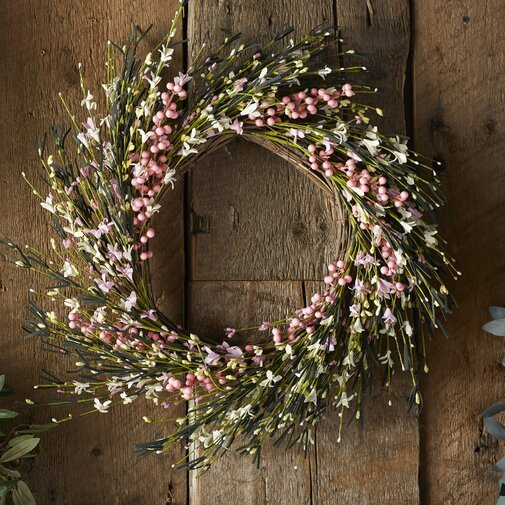 Spring Wreath - Floral wreath