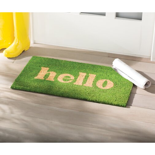 Spring Door mat - Spring decor