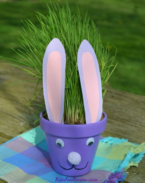 Outdoor Easter | Kid friendly Easter crafts