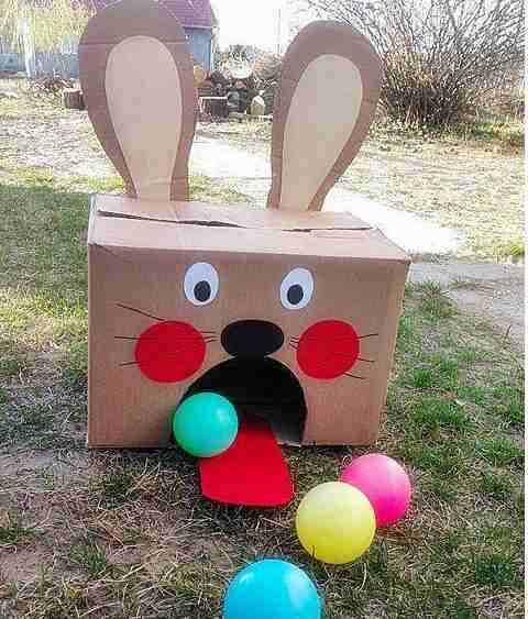 Outdoor Easter games| Kid friendly Easter crafts