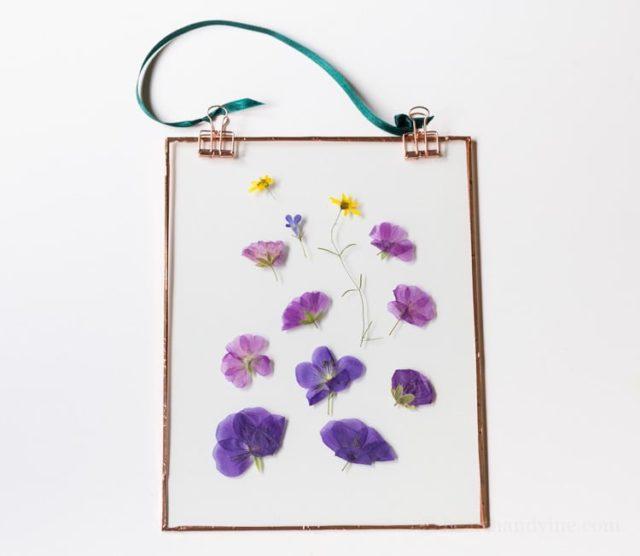Spring Crafts | Floral Crafts