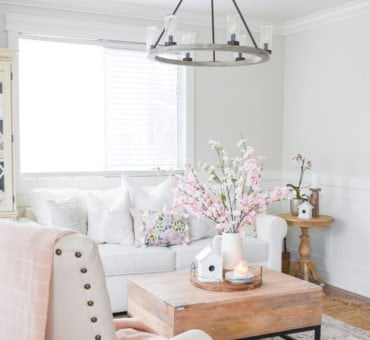 Adding Spring to Your Home on a Budget