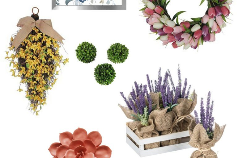Spring Decor Items for Under $50