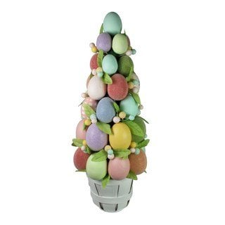 Easter decor - Spring decorating - Easter home decor