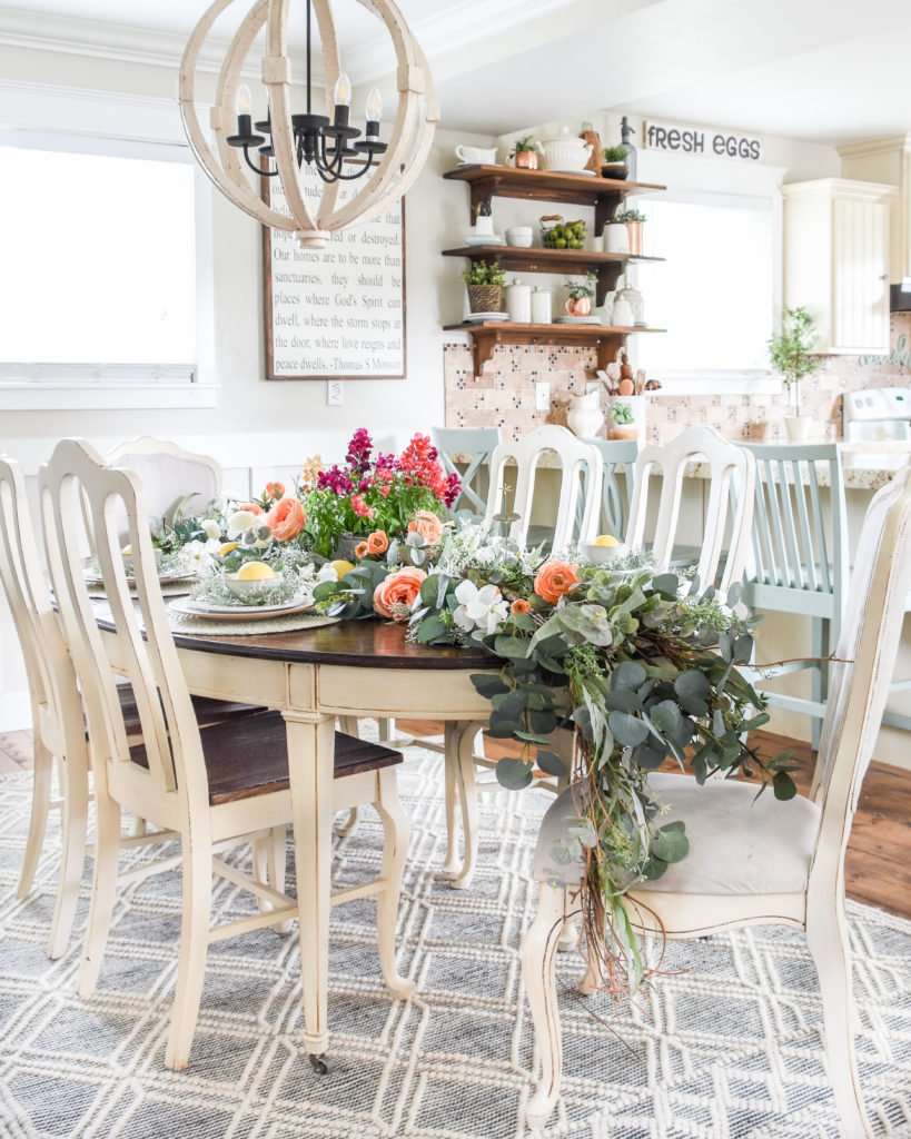 How to Create the Perfect Summer Table