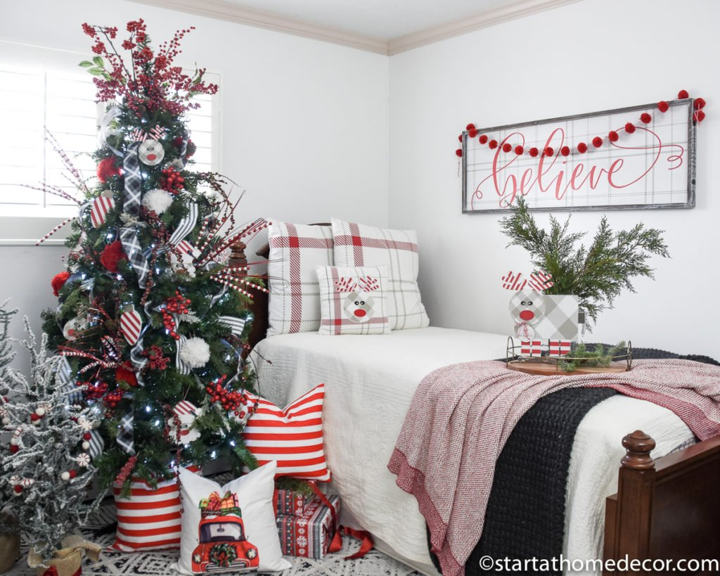 How To Create The Perfect Christmas Tree Topper Start At Home Decor