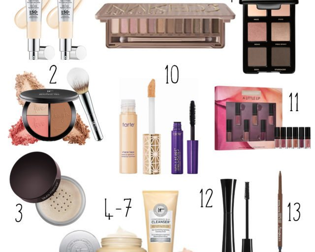 Favorite Makeup and Hair Care