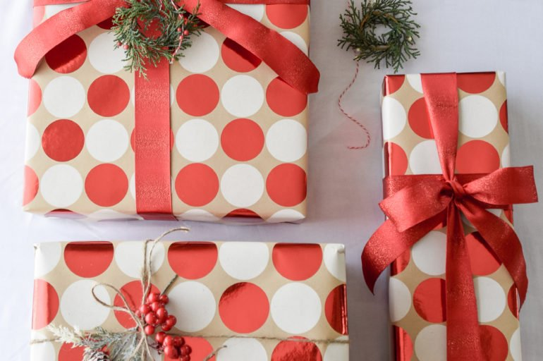 Christmas Gift Wrapping Ideas Start At Home Decor