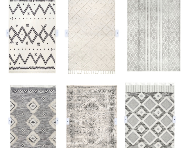 Rug Deals and Tips