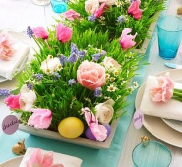 Gorgeous Easter Tablescapes That Will Make Your Jaw Drop