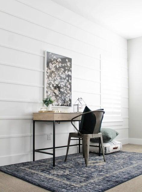 Wood wall treatments - Modern Walls - Wood design - Wood wall accents - Wood paneling - Shiplap