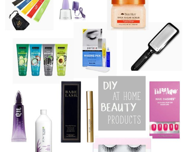 At Home Beauty Products