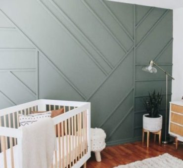 DIY Wood Wall Treatments