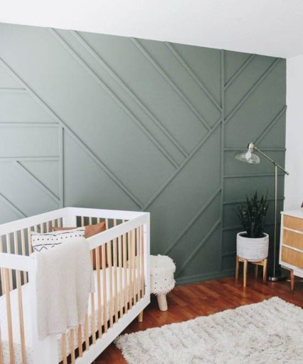 wood slats wall diy