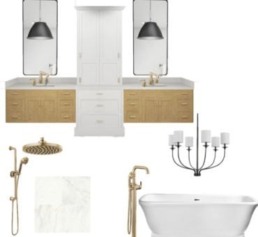 Bathroom Mood Boards
