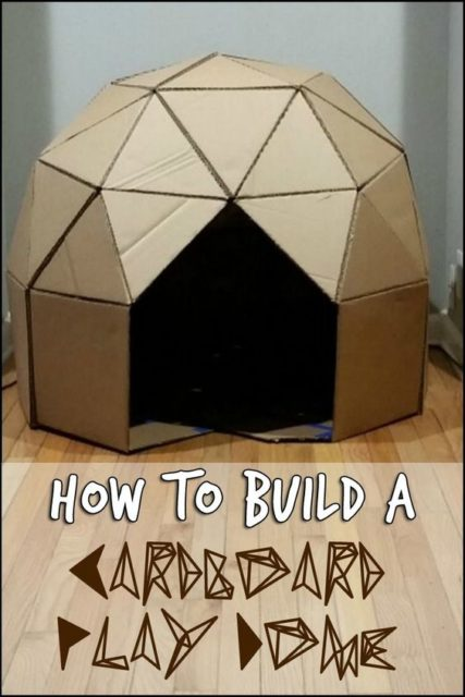 Kid activities | kid crafts | cardboard activities | cardboard crafts | things to do with cardboard | cardboard fort