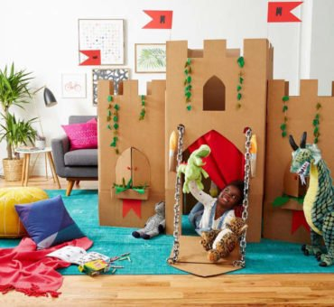 20 Creative Ways to Use Cardboard for Kid-Friendly Activities