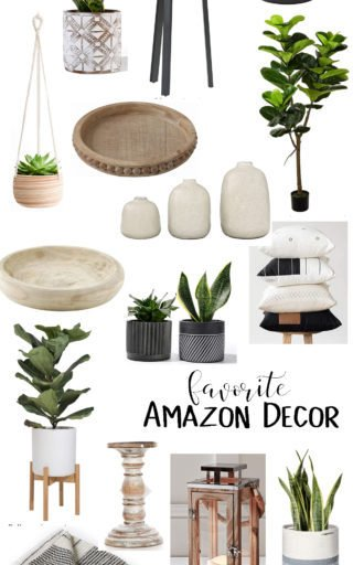 Favorite Decor on Amazon