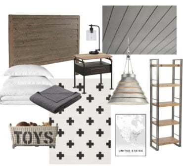 My Kids Room Mood Boards