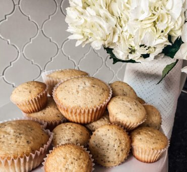 Delicious Poppyseed Muffins