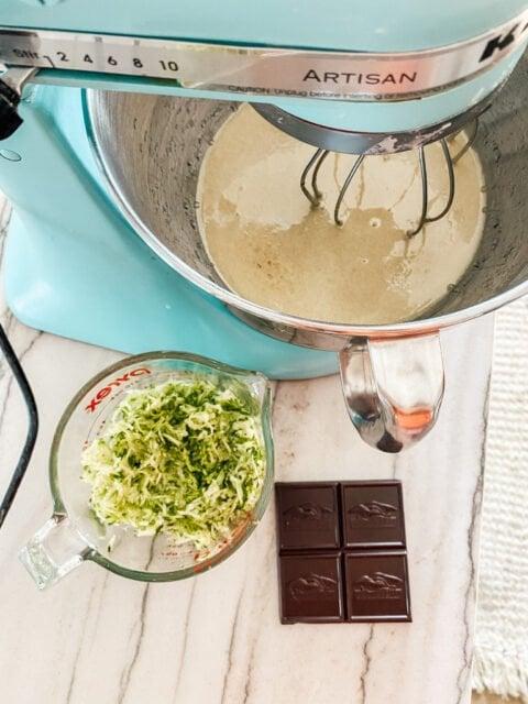 Chocolate zucchini bread | Baking | farmhouse kitchen | start at home