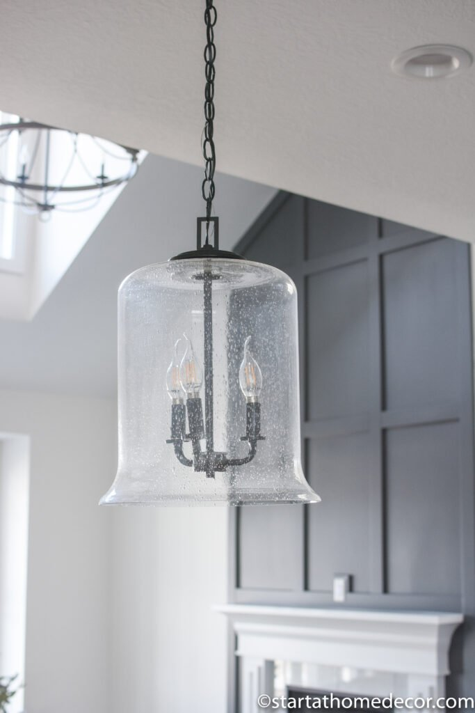 Progress Lighting | Seeded Glass | Kitchen Pendants