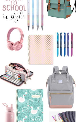 Back to School In Style on Amazon