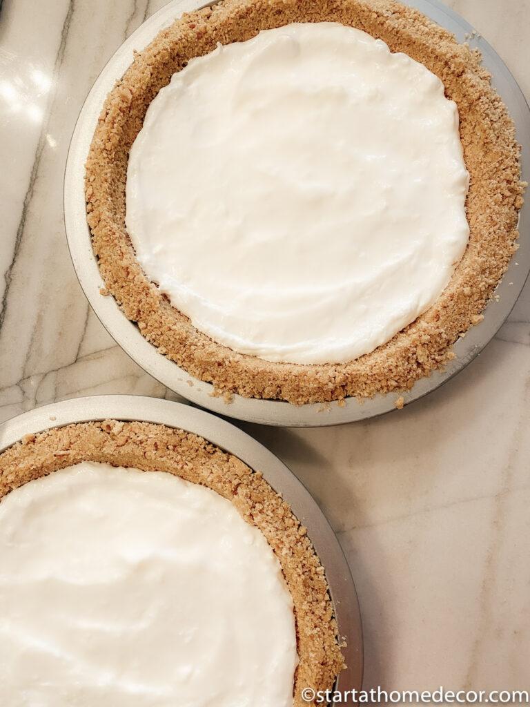 Cheesecake | family recipes | family baking | start at home | easy dessert